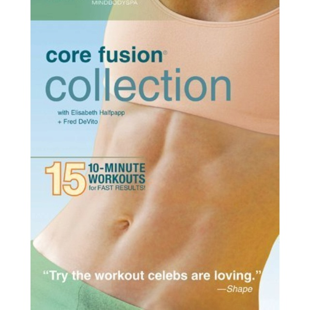 Love this DVD collection. One can only aspire...: Fusion Collection, Fit, Motivation Determination, Cores Fusion, Collection Dvd, Determination Strength, Pilates, Body Sculpting, Dvd Collection