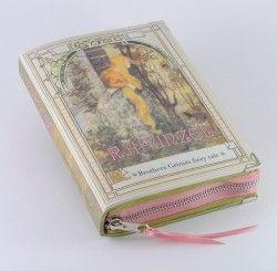 Rapunzel Book Clutch by p.s. Besitos