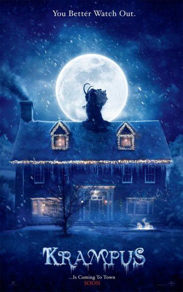 Krampus Movie Poster | The film will be released on December 4, 2015. | : Teaser Trailer: