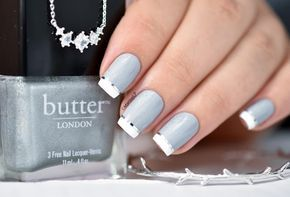 Classy French x Luna Pyxis - Striping tape - Butter London Dodgy Barnett
