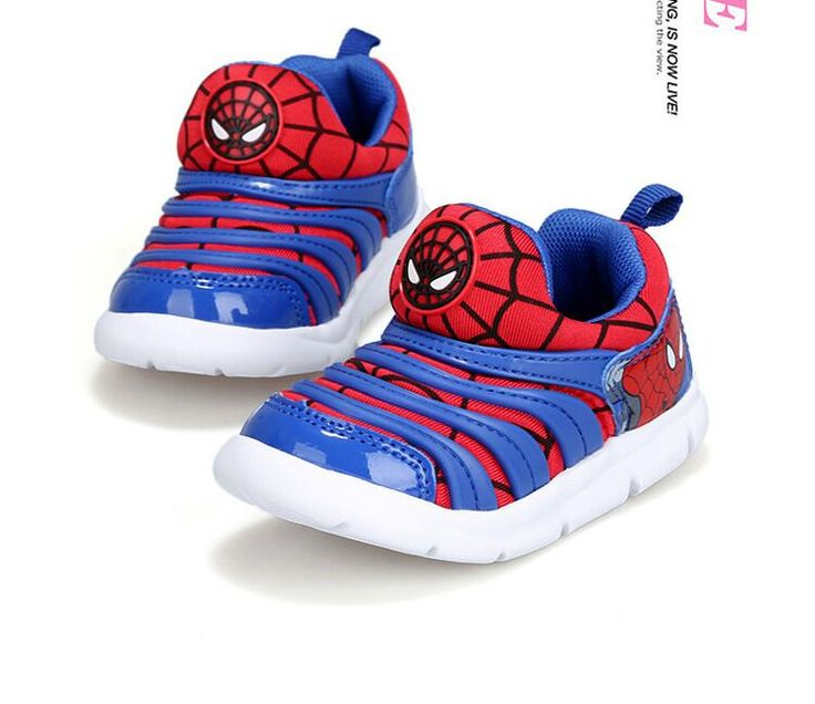 >> Click to Buy << 2017 New Fashion Kids Sports Shoes 7 Colors Boys Spiderman Sneakers Children Breathable Brand Caterpillar Shoes soft comfortable #Affiliate