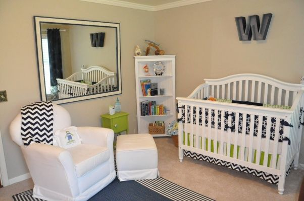 Wyatts nursery on a budget!, I was on a tight budget so everything in the room is either handmade, from consignment, Craigslist, Goodwill/Sa...
