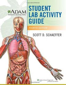 Free Medical Books: A.D.A.M. Interactive Anatomy Online Student Lab Activity Guide 4th edition