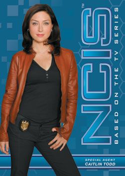 Kate - NCIS: 2012 Premium Pack Trading Cards - Stars of NCIS Card C7    http://www.scifihobby.com/products/ncis/2012/index.cfm