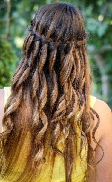 Косы на длинные волосы девочке