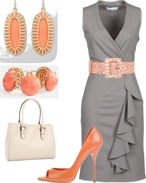 Play around with complementary colors to get that chic look