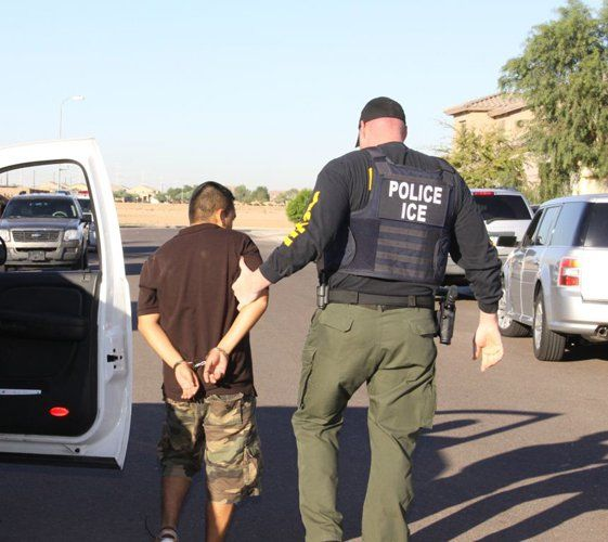 ICE finds convicted criminals en masse among 188 arrests in California - Law Enforcement Today http://www.lawenforcementtoday.com/ice-finds-convicted-criminals-en-masse-among-188-arrests-california/?utm_campaign=crowdfire&utm_content=crowdfire&utm_medium=social&utm_source=pinterest