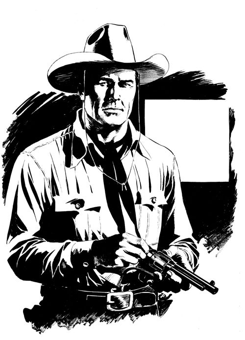Claudio Villa : Tex Willer