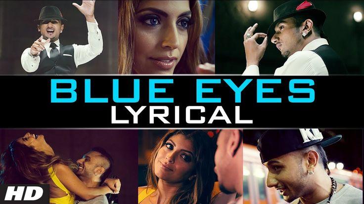Blue Eyes Lyrical