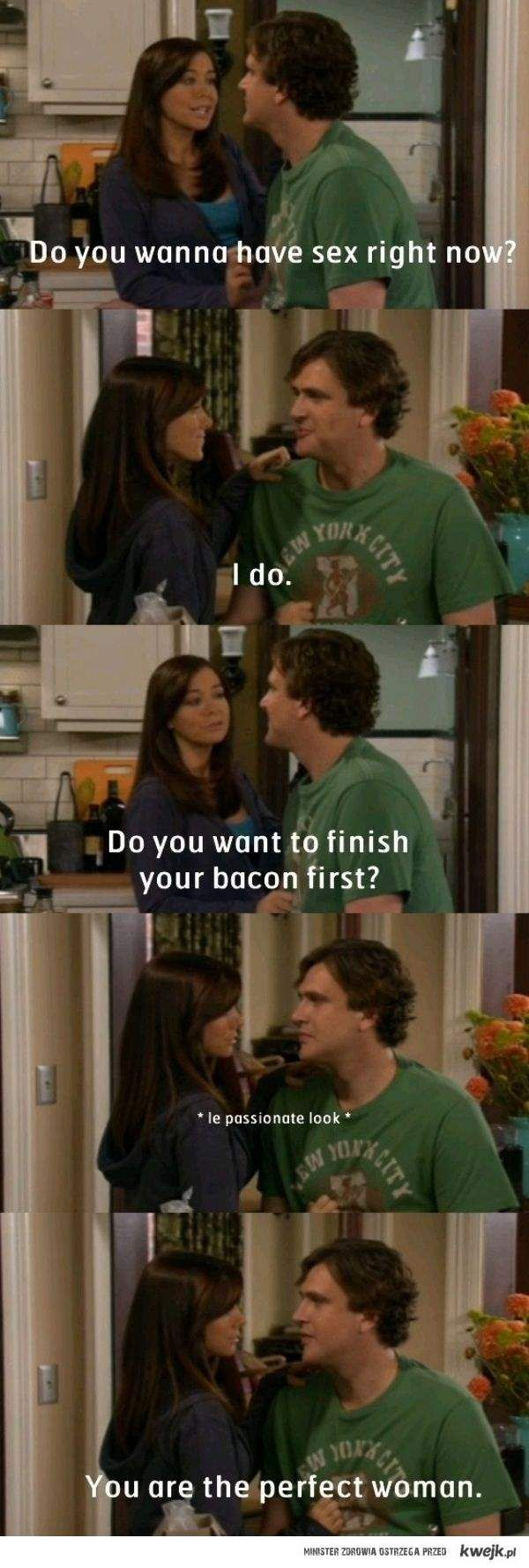 How i met your mother.  LOL I want a love like Lilly and Marshall