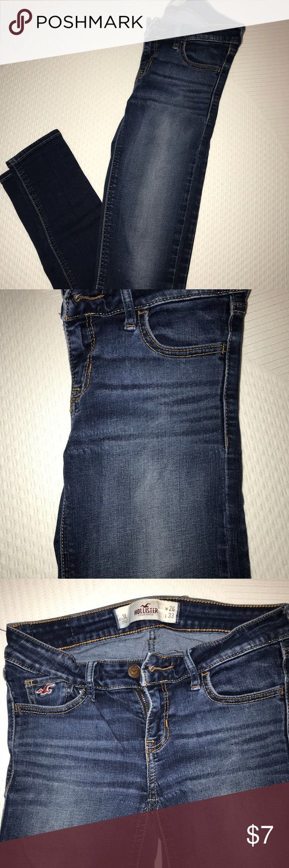 do hollister jeans stretch