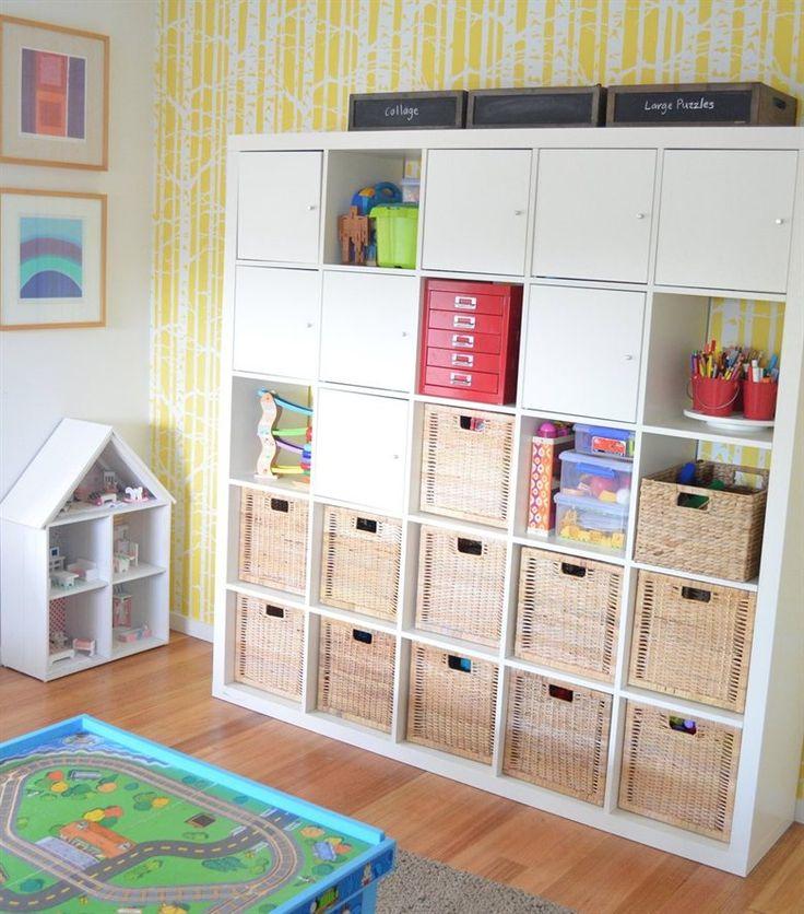 16 best blog rangement images on pinterest baby rooms child room and kid bedrooms. Black Bedroom Furniture Sets. Home Design Ideas