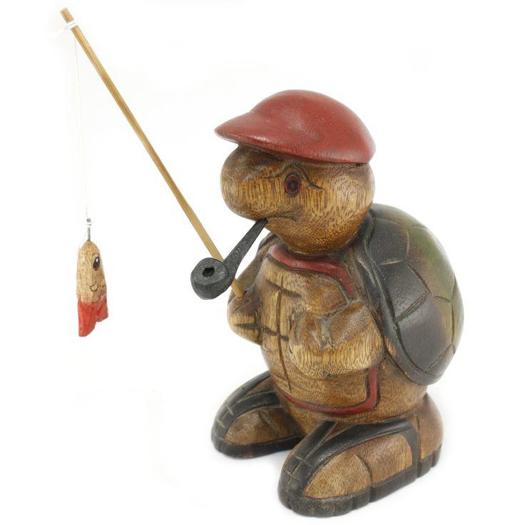 хозяйки фигурки рыбаков или картинки рыбаков стоит огорчаться