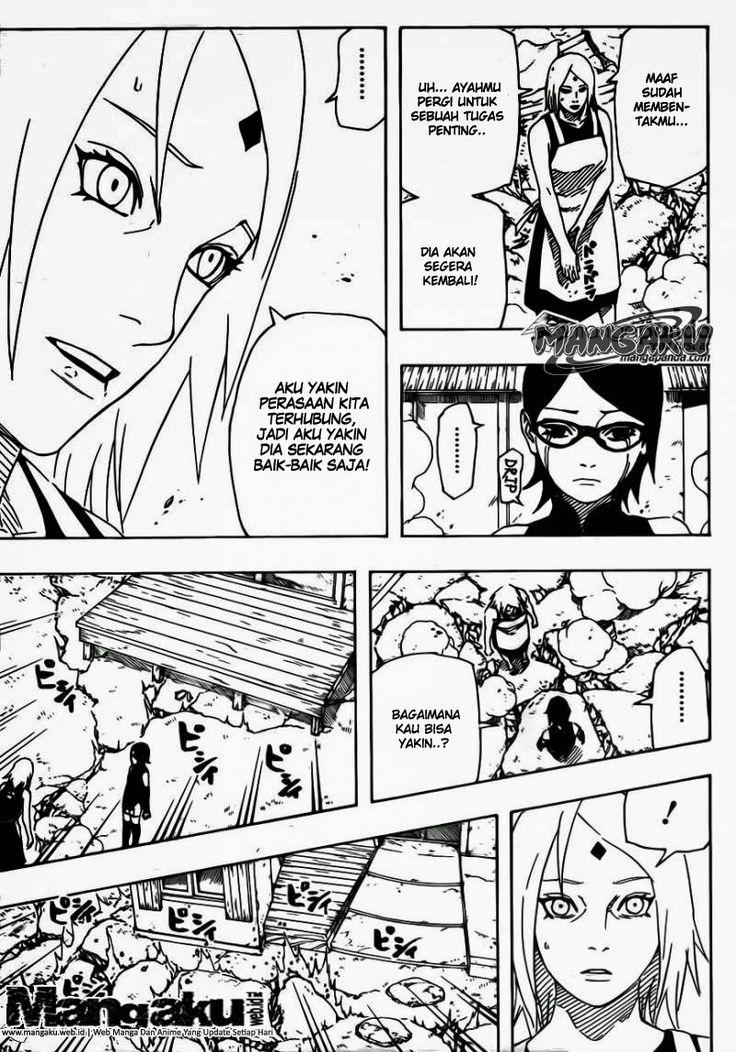 Komik Naruto bahasa Indonesia Episode terakhir Hokage ketujuh chapter 701