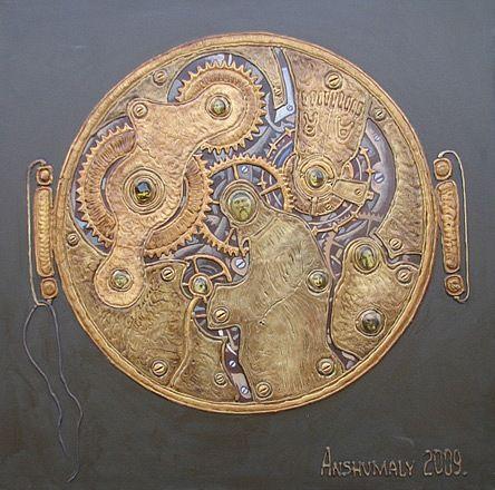 А.Оразбаев - Старые часы.