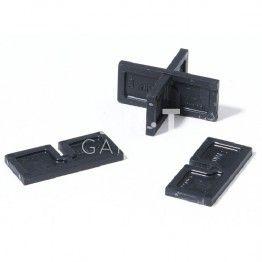 Carton de 400 ECARTEUR 3mm POUR Dalle céramique 40x18x3mm JOUPLAST