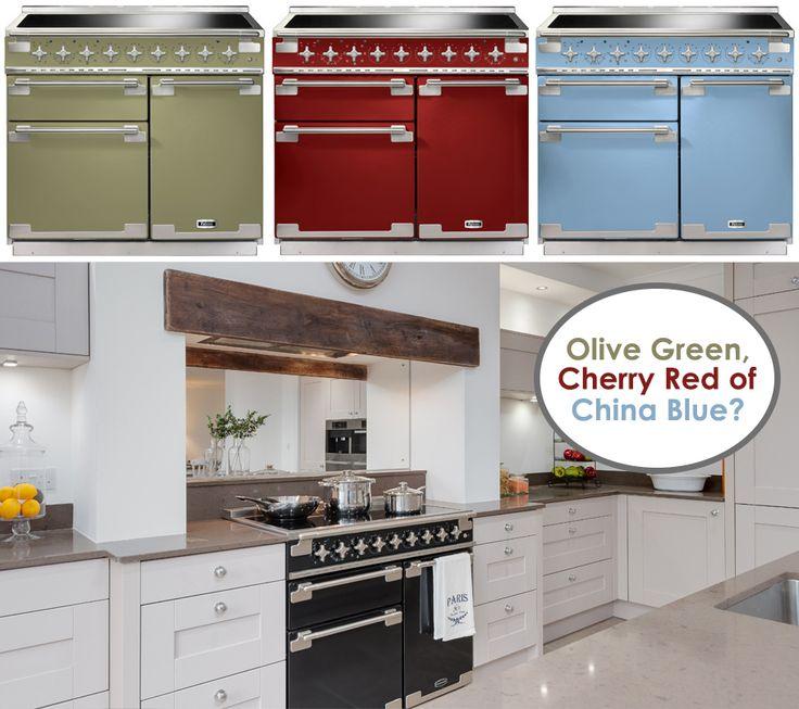 Welke kleur van de Falcon Elise zou jij in deze keuken plaatsen?