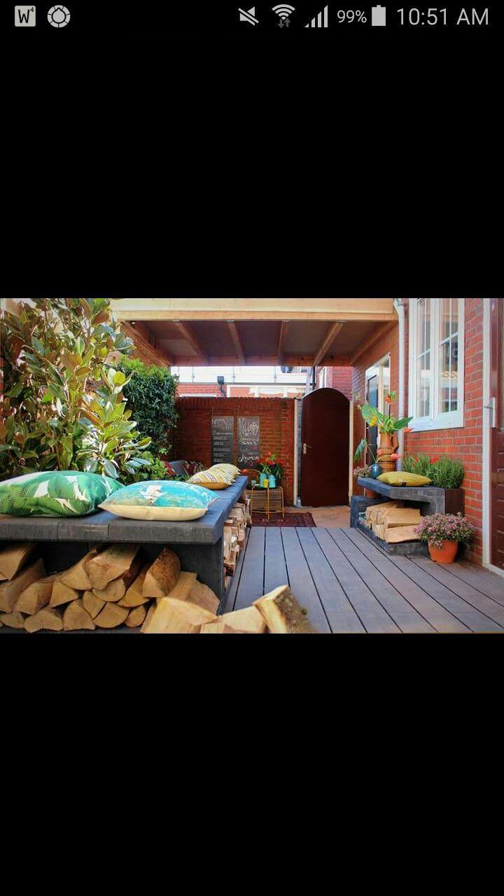 25 beste idee n over betonblokken op pinterest for Eigen huis en tuin kast maken