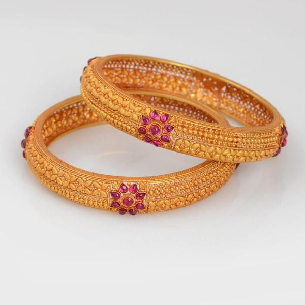 Jewellery Gold Bangles Kangans Patli Preety In 2018 Jewelry