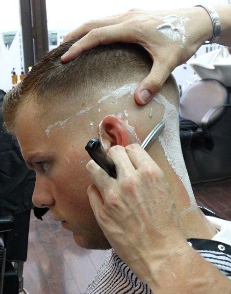 shaving essay