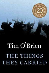 The Things They Carried - Tim O'Brien. Had to read this one for school. It ended up being a very good book.