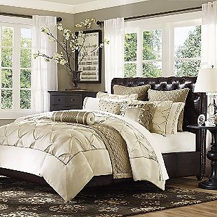 Best 25 taupe bedding ideas on pinterest large bed Gramercy bedroom furniture collection
