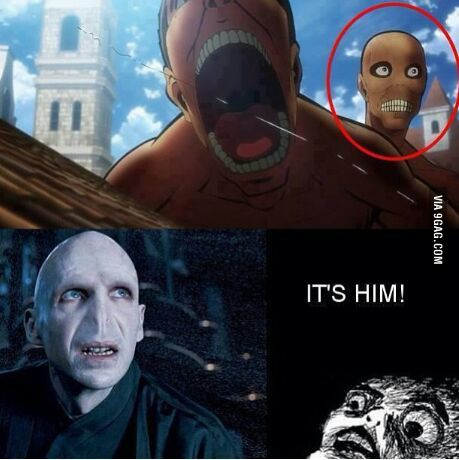 While watching Attack on Titan....