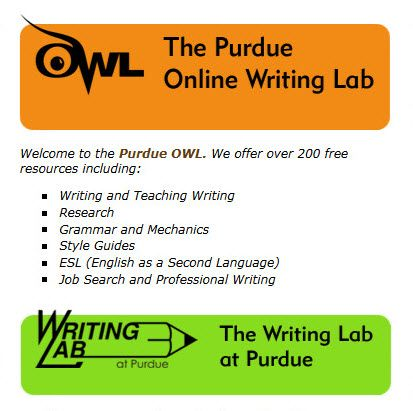Online writing website