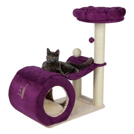 #cat Trixie Tiragraffi My Kitty Darling Royal - Altezza 90 cm.