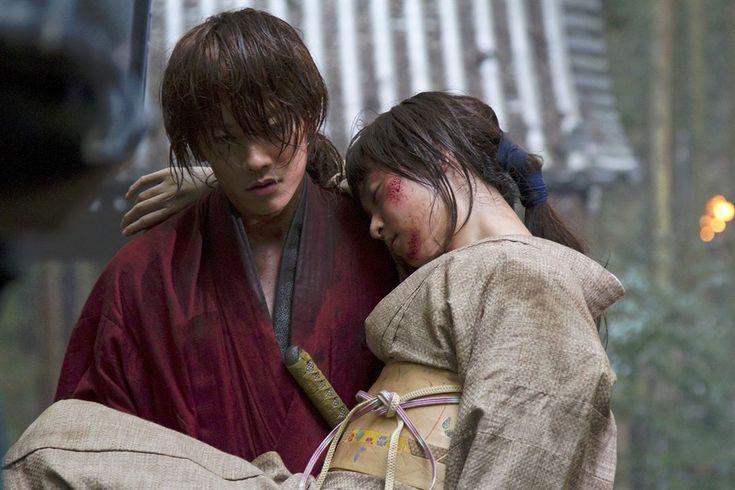 Kenshin le Vagabond : Photo Emi Takei, Takeru Satô