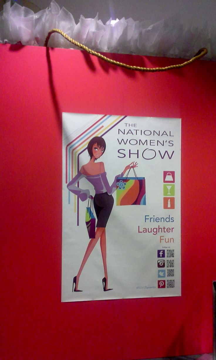 The National Women's Show Nov. 6-8, 2014. Read more!: http://www.thepurplescarf.ca/2013/12/shopping-beauty-fashion.NationalWomensShow.Toronto.html