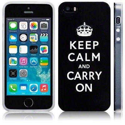 Call Candy Θήκη Gel Keep Calm (118-095-017) (iPhone 5/5s) - myThiki.gr - Θήκες Κινητών-Αξεσουάρ για Smartphones και Tablets - Θήκη TPU Gel για το iPhone 5/5s