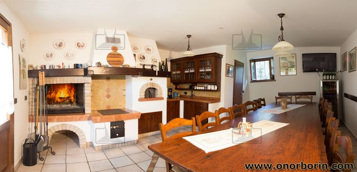 11 best Caminetto cucina images on Pinterest   Home ideas, Fire ...