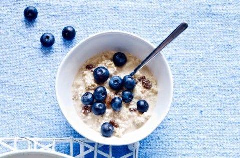 Blueberry Bircher muesli recipe - goodtoknow