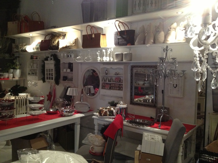 ... redecorating ... (see mirror)