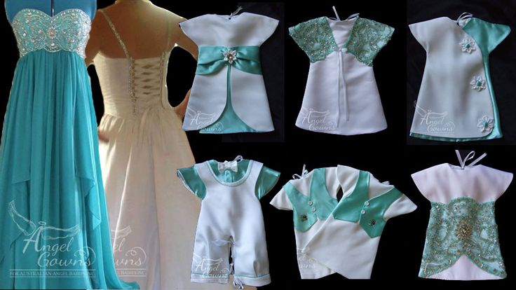 Angel Gowns - For Australian Angel Babies                                                                                                                                                                                 More