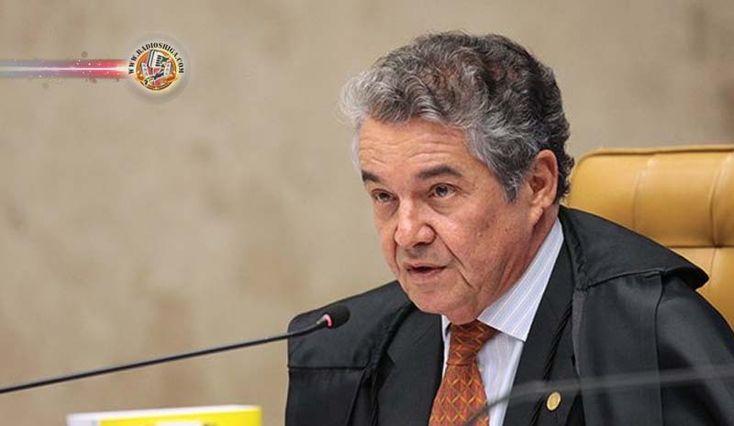 """Brasil: Ministro Marco Aurélio diz estar """"perplexo"""" com corrupção em doações oficiais. O ministro Marco Aurélio Mello, do Supremo Tribunal Federal (STF), di"""
