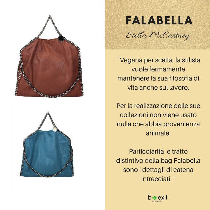 Qual è la vostra borsa 👜 dei sogni ✨? La FALABELLA di STELLAMCCARTNEY?