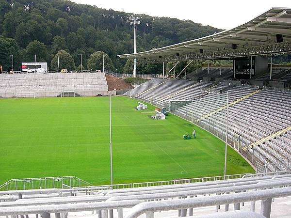 Stadion am Zoo - Wuppertal