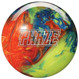 Leave your competition in disbelief with the Storm Phaze bowling ball!