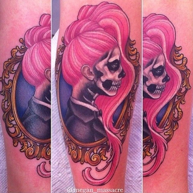 Loving this tattoo by @megan_massacre #tattoo #tattoos #tattooed #tattoolove…