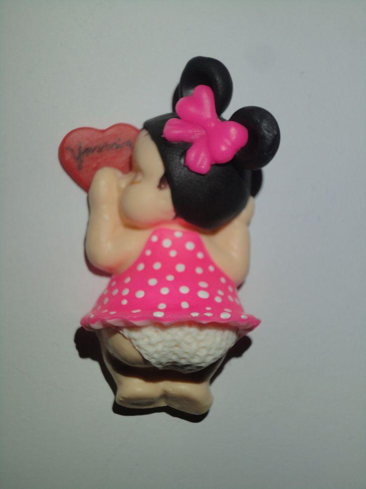 Lembrancinhas Bebê Bumbum da Minnie