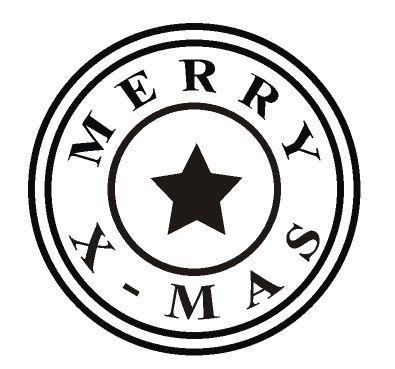 merry christmas stempel | Stickers Pasen, Sinterklaas, Kerst |