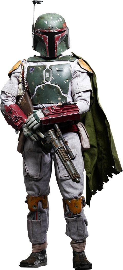 Boba and his Mandalorian Armor                                                                                                                                                                                 Más