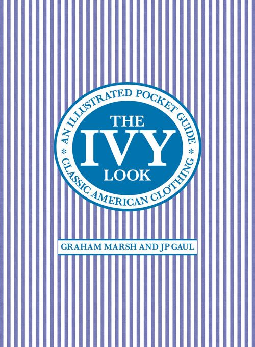 Blue & White - The Ivy Look