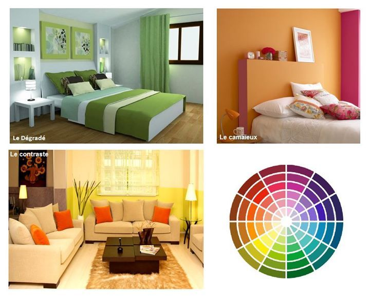 Les 25 meilleures id es de la cat gorie meubles peints de couleurs claires su - Comment choisir couleur peinture salon ...