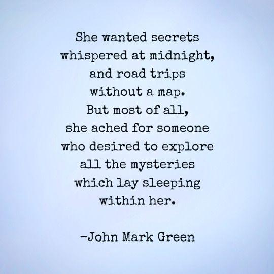 JOHN MARK GREEN * poetry *