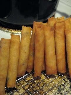 Ram Bắp (Corn Spring Rolls): Mom Recipes