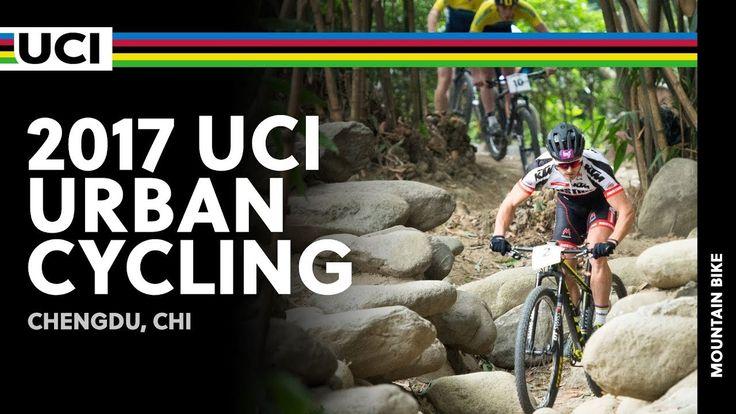 2017 UCI Urban Cycling - Chengdu (CHI) / Men XCE(cross-Country Eliminator)