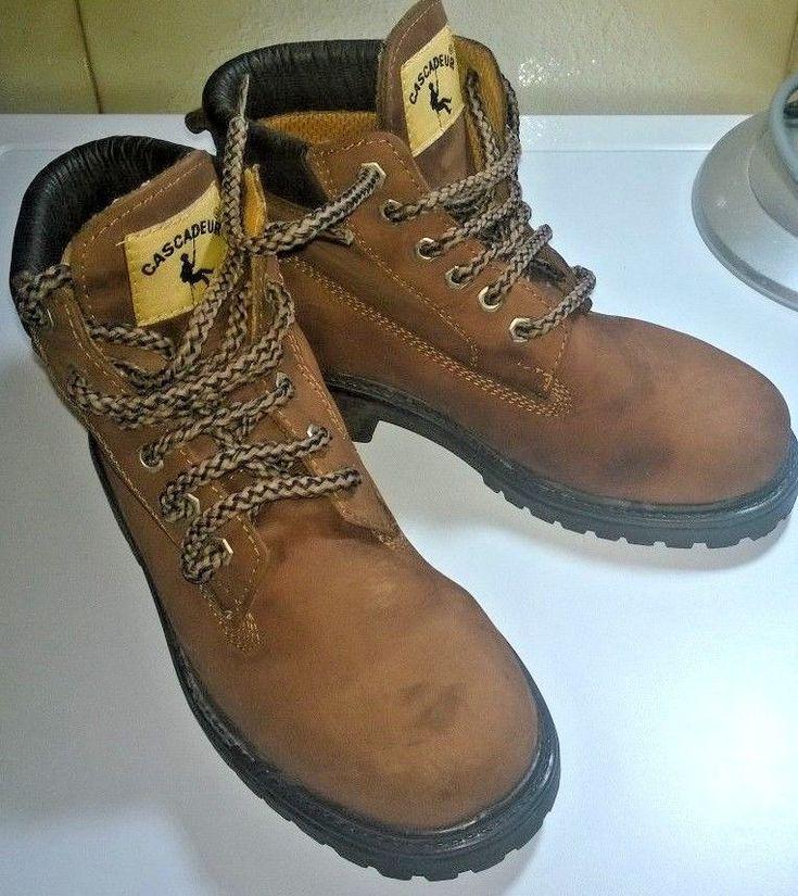 women's boots branding CASCADEUR #Cascadeur